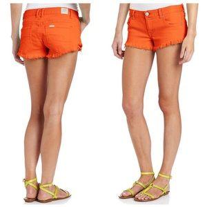 Rip Curl Mini Frayed Frenzy Beach Shorts Size 7